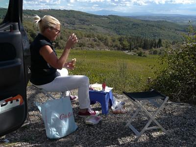@RobAng 21.09.17, 14:18: Castellina in Chianti, 559 m, Castellina In Chianti, Toscana, Italien (ITA)