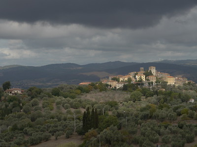 @RobAng 15.09.17, 09:55: Montemerano, 320 m, Montemerano, Toscana, Italien (ITA)