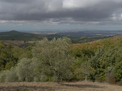 @RobAng 15.09.17, 09:44: Manciano, 414 m, Manciano, Toscana, Italien (ITA)