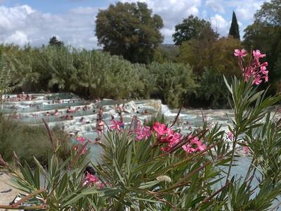 @RobAng 15.09.17, 11:50: Terme di Saturnia, 140 m, Saturnia, Toscana, Italien (ITA)