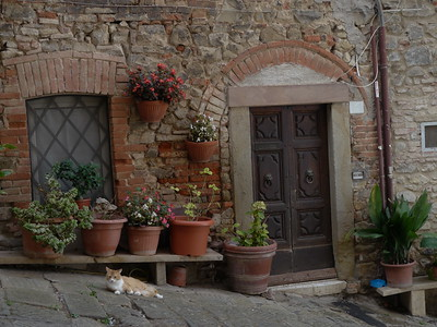 @RobAng 15.09.17, 10:25: Montemerano, 292 m, Montemerano, Toscana, Italien (ITA)