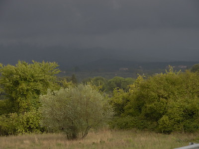 @RobAng 16.09.17, 08:54: Sant'Anna, 424 m, Sorano, Toscana, Italien (ITA)