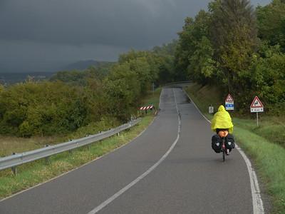 @RobAng 16.09.17, 08:54: Sant'Anna, 428 m, Sorano, Toscana, Italien (ITA)