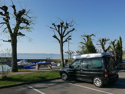 @RobAng 19.04.18, 08:57: Saint-Aubin-Sauges, 430 m, St-Aubin-Sauges, Neuchâtel, Schweiz (CHE)