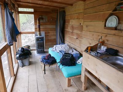 @RobAng 22.04.18, 16:56: Cabanne unter Col de Marty, 978 m, Antras bei Sentein, Occitanie (Pyrenäen), Frankreich (FRA)