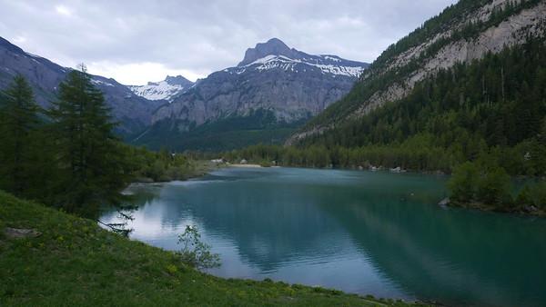 @ 03.06.18, 21:03: Val Derborance, 1462 m, Aven / La Vare, Canton du Valais, Schweiz (CHE)