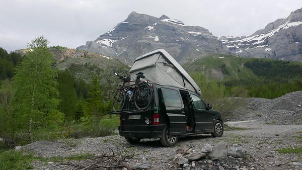 @ 04.06.18, 06:38: Val Derborance, 1462 m, Aven / La Vare, Canton du Valais, Schweiz (CHE)