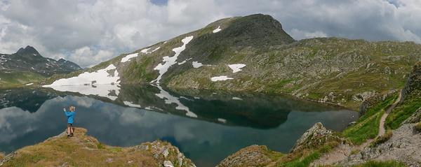 @ 14.07.18, 16:40: Lago Scuro - Cadagno di Dentro, 2464 m, Piotta, Ticino, Schweiz (CHE)