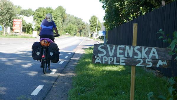 @RobAng 05.09.18, 12:04: Svinaberga, Kivik, Skåne, Schweden (SWE), 159.648 m