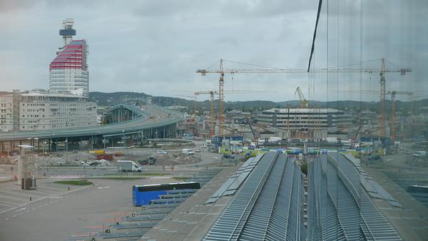 @RobAng 14.09.18, 10:22: Central Station / Hauptbahnhof,  Göteborg - Nordstaden, Västra Götaland, Schweden (SWE), 6 m