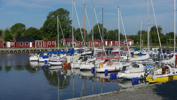 @RobAng 04.09.18, 09:53: Smygehamn - südlichster Punkt Schwedens, Smygehamn, Skåne, Schweden (SWE), 28 m