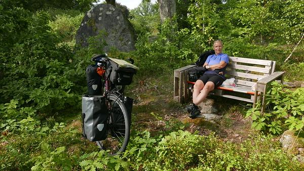 @RobAng 07.09.18, 13:11: Torne, Kalvsvik, Kronoberg, Schweden (SWE), 122 m