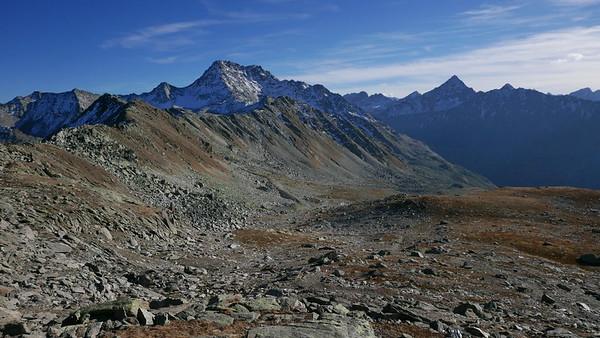 @ 19.10.18, 16:31: Jöriseen ab Flüelapassstrasse, 2732 m, Tschuggen / Davos Dorf, Kanton Graubünden, Schweiz (CHE)