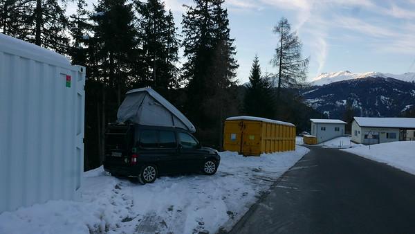 @ 31.12.19, 08:33:  Lenzerheide, GR, Schweiz (CH)