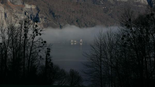 @RobAng 31.12.19, 11:12:  Walensee, SG, Schweiz (CH)