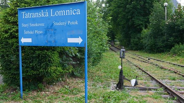 @ 12.07.19, 16:25: Tatranská Lomnica, 883 m, Tatranská Lomnica, Prešovský kraj, Slowakei (SVK)
