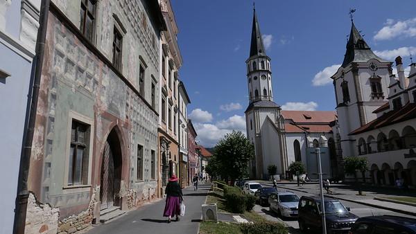 @RobAng 15.07.19, 10:38: Levoca, 544 m, Levoca, Prešovský kraj, Slowakei (SVK)