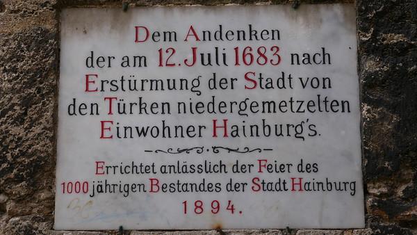 @RobAng 08.07.19, 15:55: Hainburg an der Donau, 134 m, Hainburg an der Donau, Niederösterreich, Österreich (AUT)