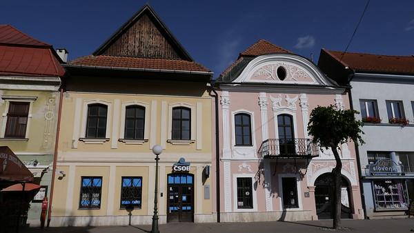 @RobAng 17.07.19, 17:08: Kesmark, 616 m, Kežmarok, Prešovský kraj, Slowakei (SVK)
