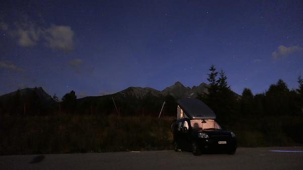 @RobAng 17.07.19, 22:20: Tatranská Lomnica, 888 m, Tatranská Lomnica, Prešovský kraj, Slowakei (SVK)