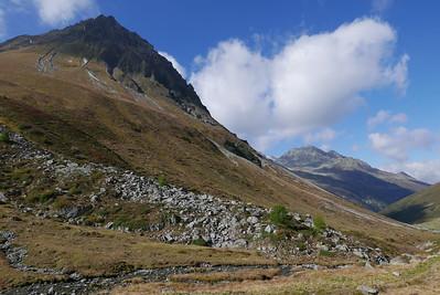 @RobAng Okt 2016:   Wanderung Sertig - Sertigpass - Keschhütte - Bergün