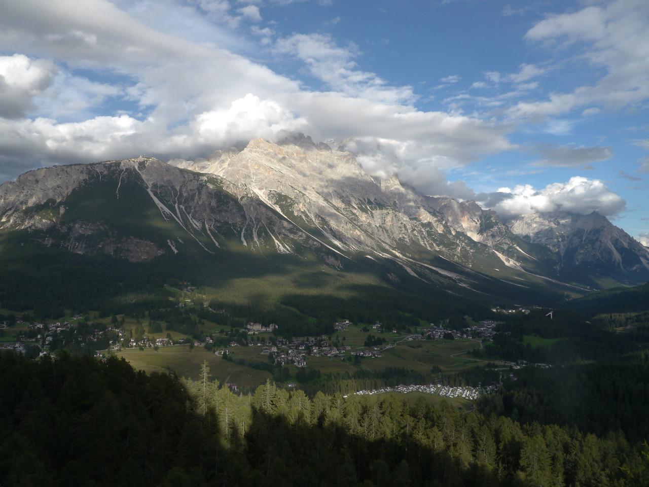 @ 2012 / Pocol, Cortina D'Ampezzo, Veneto, ITA, Italien, 1432 m ü/M, 17/08/2014 18:23:33
