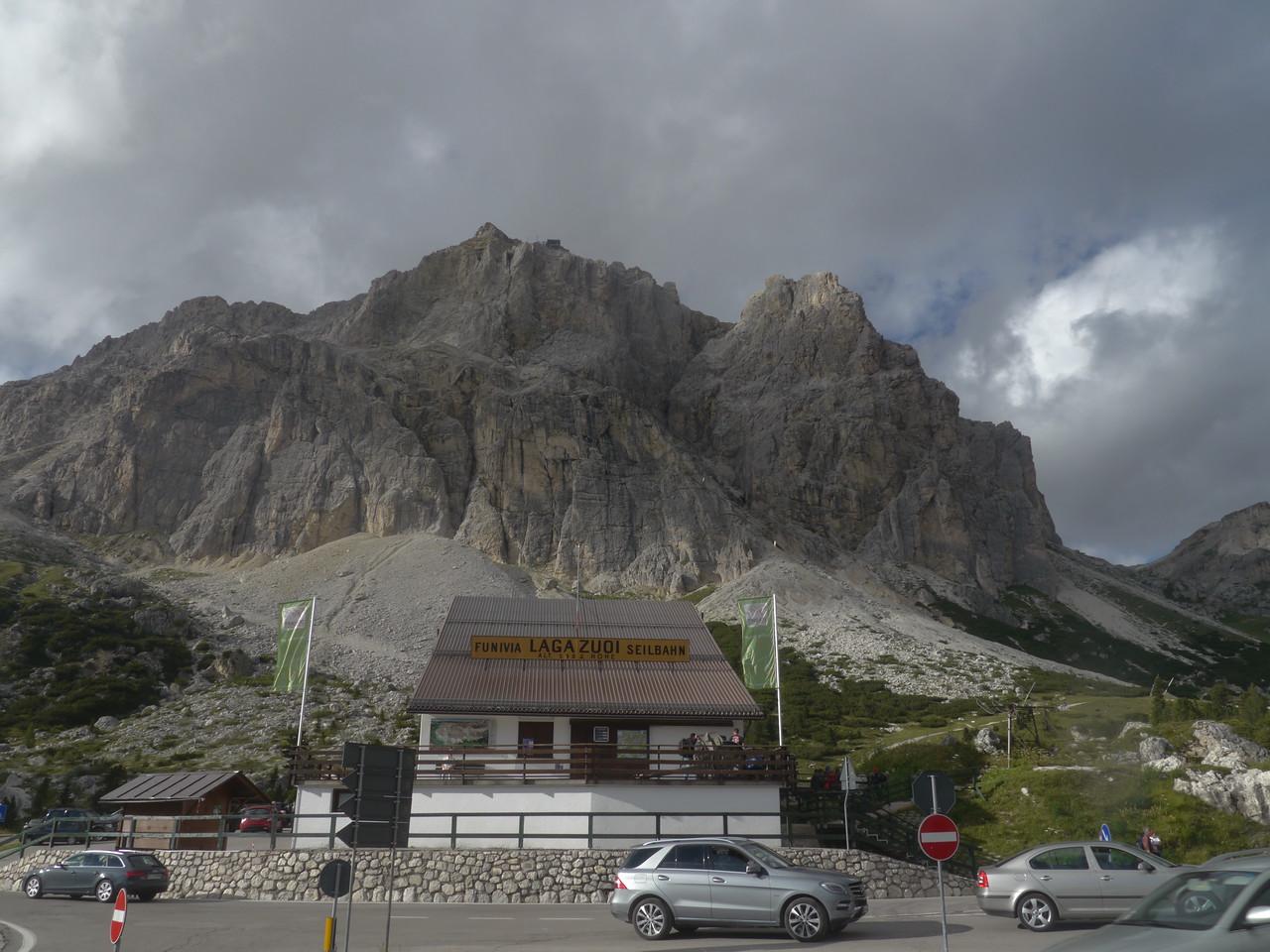@ 2012 / Pian Falzarego, Livinallongo Del Col Di Lana, Veneto, ITA, Italien, 2096 m ü/M, 17/08/2014 18:03:57