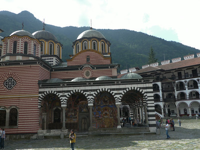 @RobAng, Aug. 2014 / Kloster Rila, Rilski manastir, Kjustendil, BGR, Bulgarien, 1161 m ü/M, 23/08/2014 09:30:49