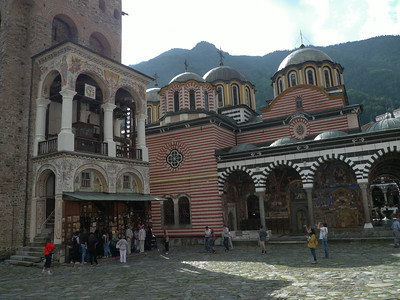 @RobAng, Aug. 2014 / Kloster Rila, Rilski manastir, Kjustendil, BGR, Bulgarien, 1161 m ü/M, 23/08/2014 09:30:37