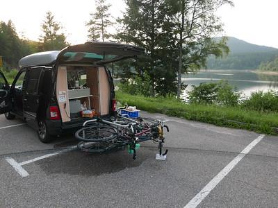 @RobAng Juli 2015 / Schwarzenbach Talsperre, Forbach, Baden-Württemberg, DEU, Deutschland, 691 m ü/M, 2015/07/03 20:40:32