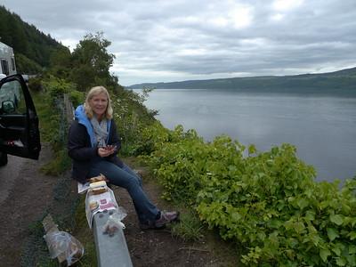 @RobAng Juni 2015 / Loch Ness - Abriachan, Aird and Loch Ness Ward, Scotland, GBR, Großbritannien, 30 m ü/M, 2015/06/26 13:24:10
