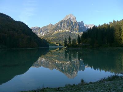 2011/10/18 11:14:17 /  ©RobAng /  Schweiz / Näfels / Obersee (Längeneggpass Nordseite)