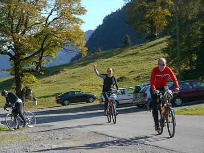 2011/10/18 11:22:03 /  ©RobAng /  Schweiz / Näfels / Obersee (Längeneggpass Nordseite)