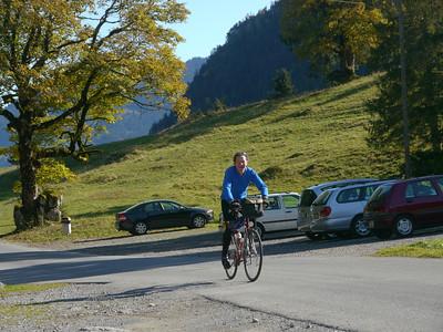 2011/10/18 11:21:36 /  ©RobAng /  Schweiz / Näfels / Obersee (Längeneggpass Nordseite)