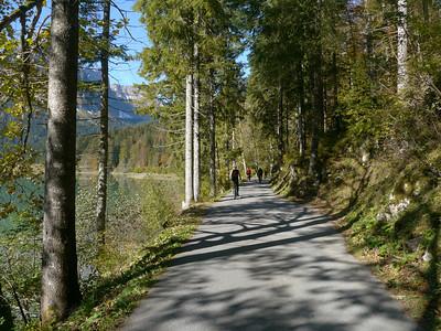 2011/10/18 11:57:48 /  ©RobAng /  Schweiz / Näfels / Obersee (Längeneggpass Nordseite)