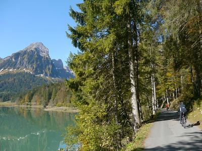 2011/10/18 11:58:58 /  ©RobAng /  Schweiz / Näfels / Obersee (Längeneggpass Nordseite)