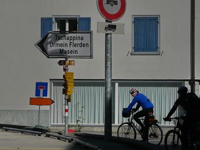 @RobAng 2013 / Thusis, Thusis, Kanton Graubünden, CHE, Schweiz, 740 m ü/M, 2013/10/03 10:45:09