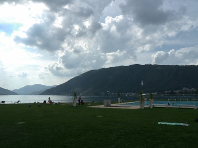 @RobAng Sept. 2013 / Bissone, Bissone, Cantone Ticino, CHE, Schweiz, 277 m ü/M, 07.09.2013 14:40:03