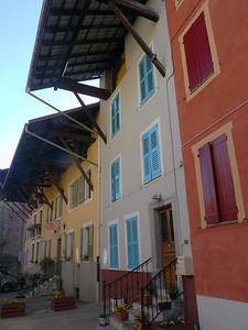 © RobAng 2010 -- Barcelonnette, Provence-Alpes-Côte d'Azur, France - 1147.29 m