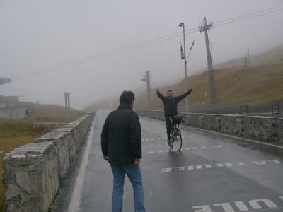 © RobAng 2010 -- Petit St. Bernard Passhöhe - La Thuile/Valle D'Aosta, Italy - 2188 m