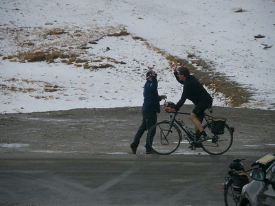 © RobAng 2010 -- Col de l' Iseran, Rhône-Alpes, France - 2761.89 m
