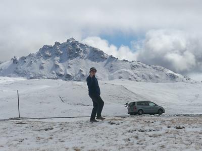 © RobAng 2010 -- Col de l' Iseran, Rhône-Alpes, France - 2761.58 m