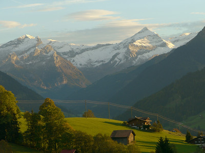 © RobAng -- Saanenmöser, Bern, Switzerland - 1025 m