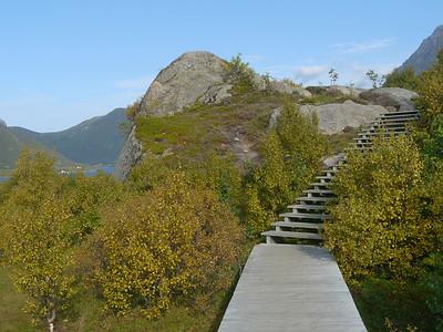 Velotour Lofoten-Vesterålen-Narvik  / @RobAng 2012 / Vestpollen, Laupstad, Nordland, Lofoten, NOR, Norwegen, 57 m ü/M, 11/09/2012 12:59:26