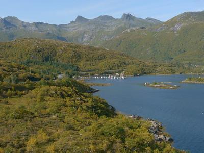 Velotour Lofoten-Vesterålen-Narvik  / @RobAng 2012 / Vestpollen, Laupstad, Nordland, Lofoten, NOR, Norwegen, 57 m ü/M, 11/09/2012 13:02:20