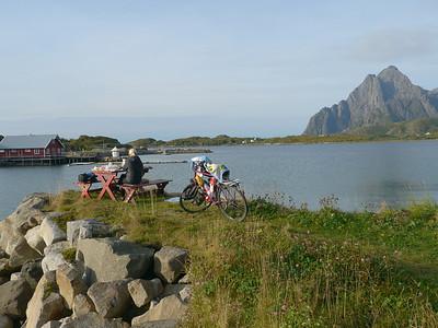 Velotour Lofoten-Vesterålen-Narvik  / @RobAng 2012 / Ørsvåg, Kabelvåg, Nordland, Lofoten, NOR, Norwegen, 12 m ü/M, 11/09/2012 09:07:36