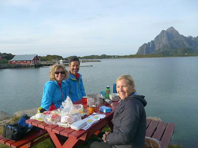 Velotour Lofoten-Vesterålen-Narvik  / @RobAng 2012 / Ørsvåg, Kabelvåg, Nordland, Lofoten, NOR, Norwegen, 12 m ü/M, 11/09/2012 09:25:36