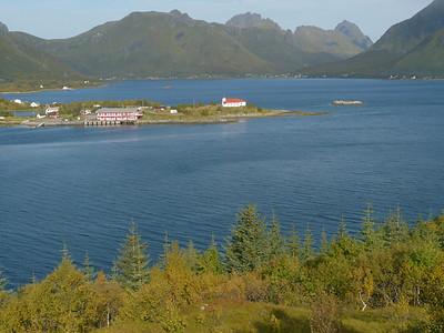 Velotour Lofoten-Vesterålen-Narvik  / @RobAng 2012 / Vestpollen, Laupstad, Nordland, Lofoten, NOR, Norwegen, 57 m ü/M, 11/09/2012 13:01:32