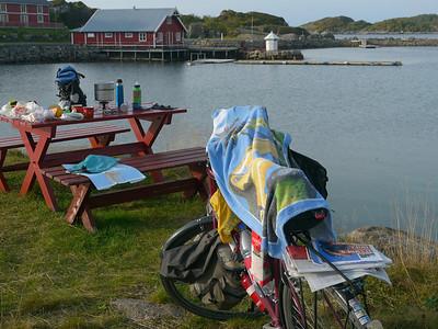 Velotour Lofoten-Vesterålen-Narvik  / @RobAng 2012 / Ørsvåg, Kabelvåg, Nordland, Lofoten, NOR, Norwegen, 12 m ü/M, 11/09/2012 08:56:09