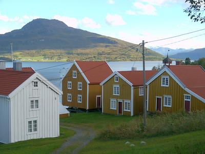 Velotour Lofoten-Vesterålen-Narvik / @RobAng 2012 / Hamnvik, Hamnvik, Troms, NOR, Norwegen, 65.0825 m ü/M, 13/09/2012 14:45:21